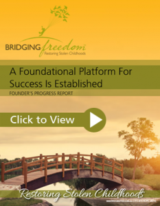 Bridging Freedom Founders Progress Report