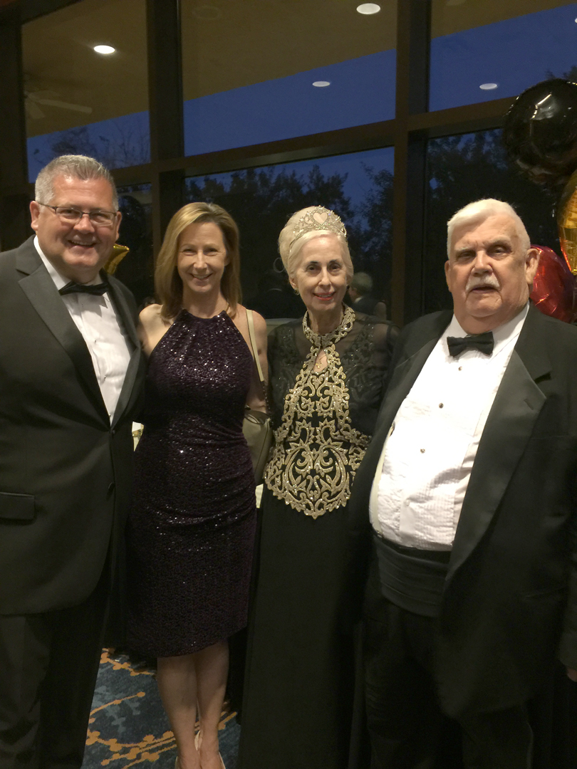 The 59th Annual Queen of Heart's Ball 2017