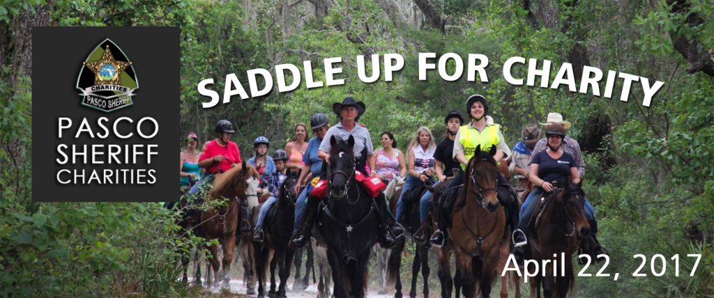 Saddle Up for Charity Pasco County